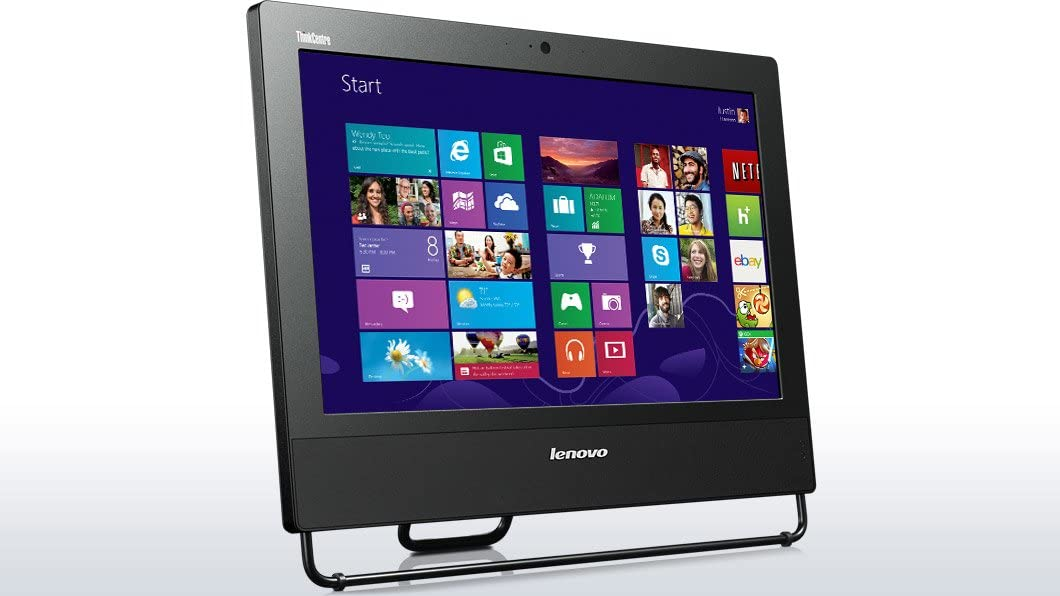 Lenovo ThinkCentre M73z - Ordenador Todo en uno (Intel Core i3-4130 2.9 GHz, 500 GB, Intel HD Graphics 4400, Windows 7 Professional), Negro: Amazon.es: Informática