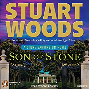 Son of Stone Audiobook
