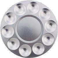 Hrph Aluminio 10 compartimentos acuarela pintura de aceite