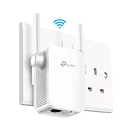Image result for Built-in Access Point Mode RE205 is more than a wireless range extender. Simply plug an Ethernet cable into its Ethernet port to easily turn your wired internet connection into a dual-band wireless access point.