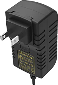 iFi iPower Low Noise DC Power Supply with International Travel Adapters 12V - Upgrade Your Audio/Video/Electronics