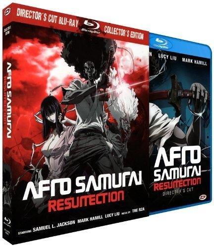 Afro Samurai Resurrection [Francia] [Blu-ray]: Amazon.es ...