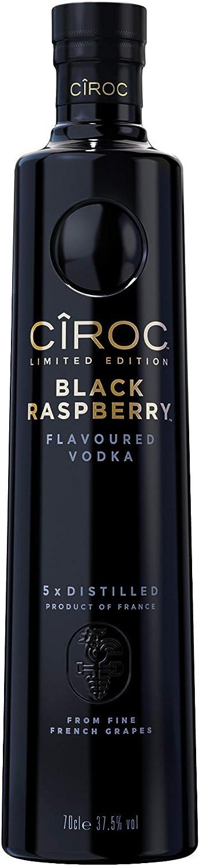 Ciroc Black Raspberry Vodka - 700 ml