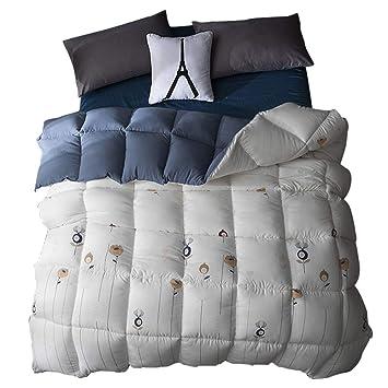 Mmm Couette Hiver Epaisse Chaude Coton Lave La Climatisation En