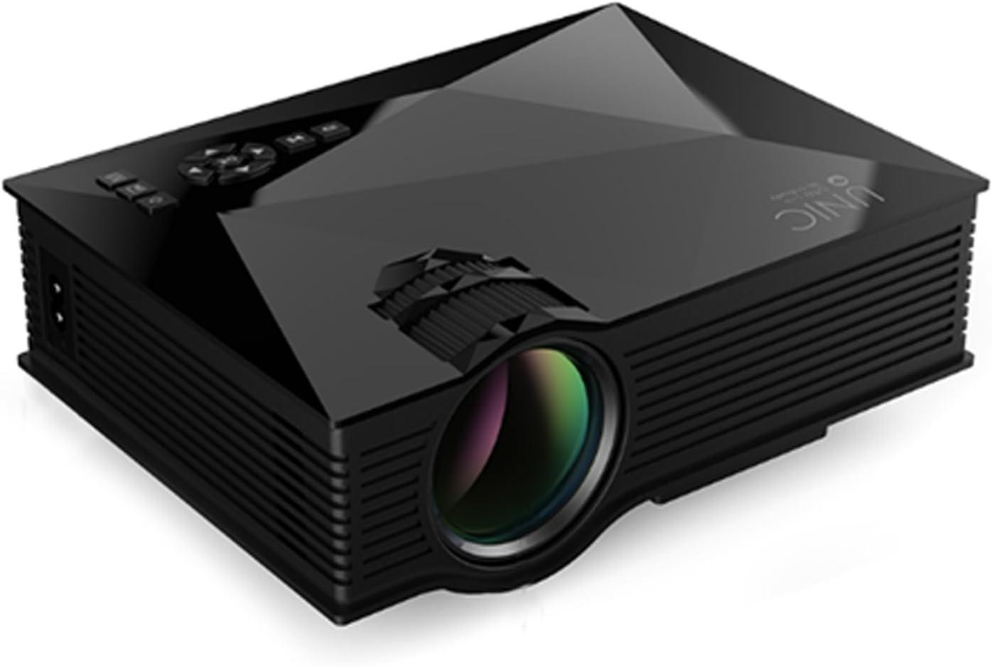 Gosear UC46 LED Proyector de Entretenimiento Multimedia de Video ...