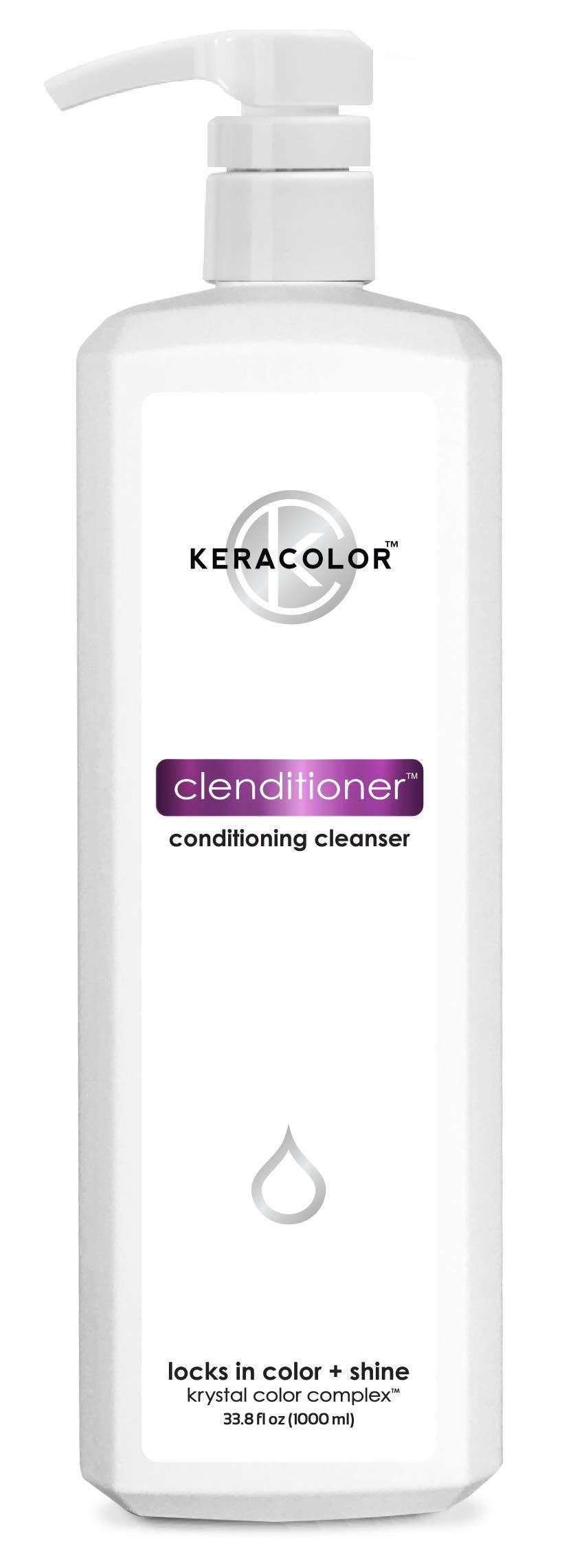 KERACOLOR Clenditioner Cleansing Conditioner, 33 Fl Oz