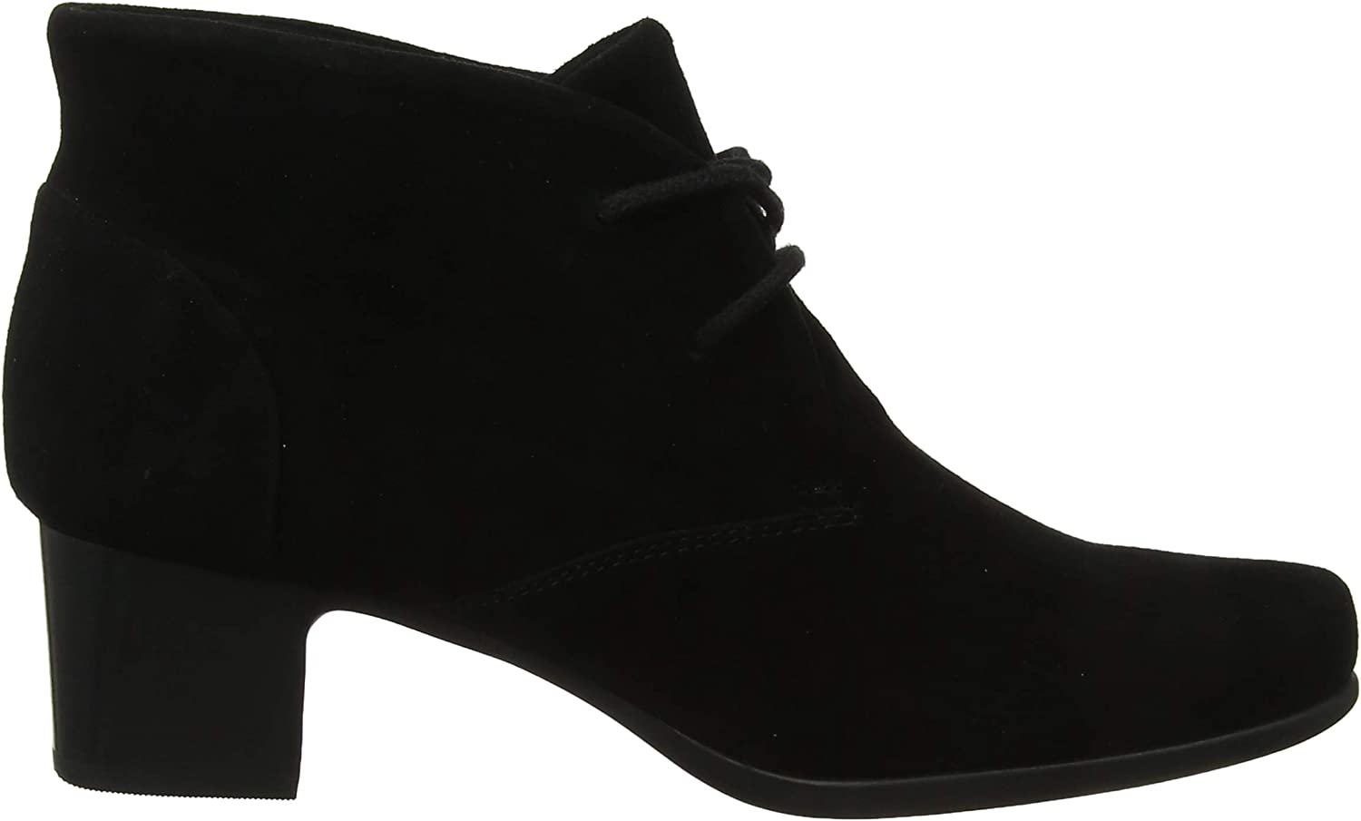 Específicamente Enfriarse interior  Clarks Women's Un Damson Tie Ankle Boots: Amazon.co.uk: Shoes & Bags