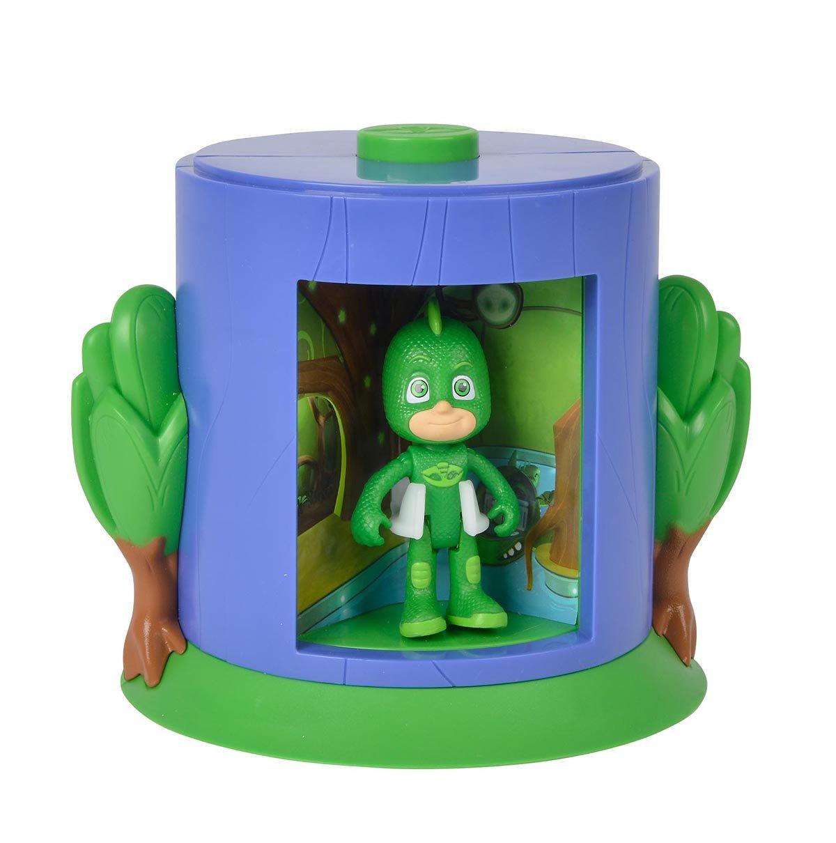 SIMBA 109402155 - PJ Máscaras Metamorfosis Greg/Gecko: Amazon.es: Juguetes y juegos