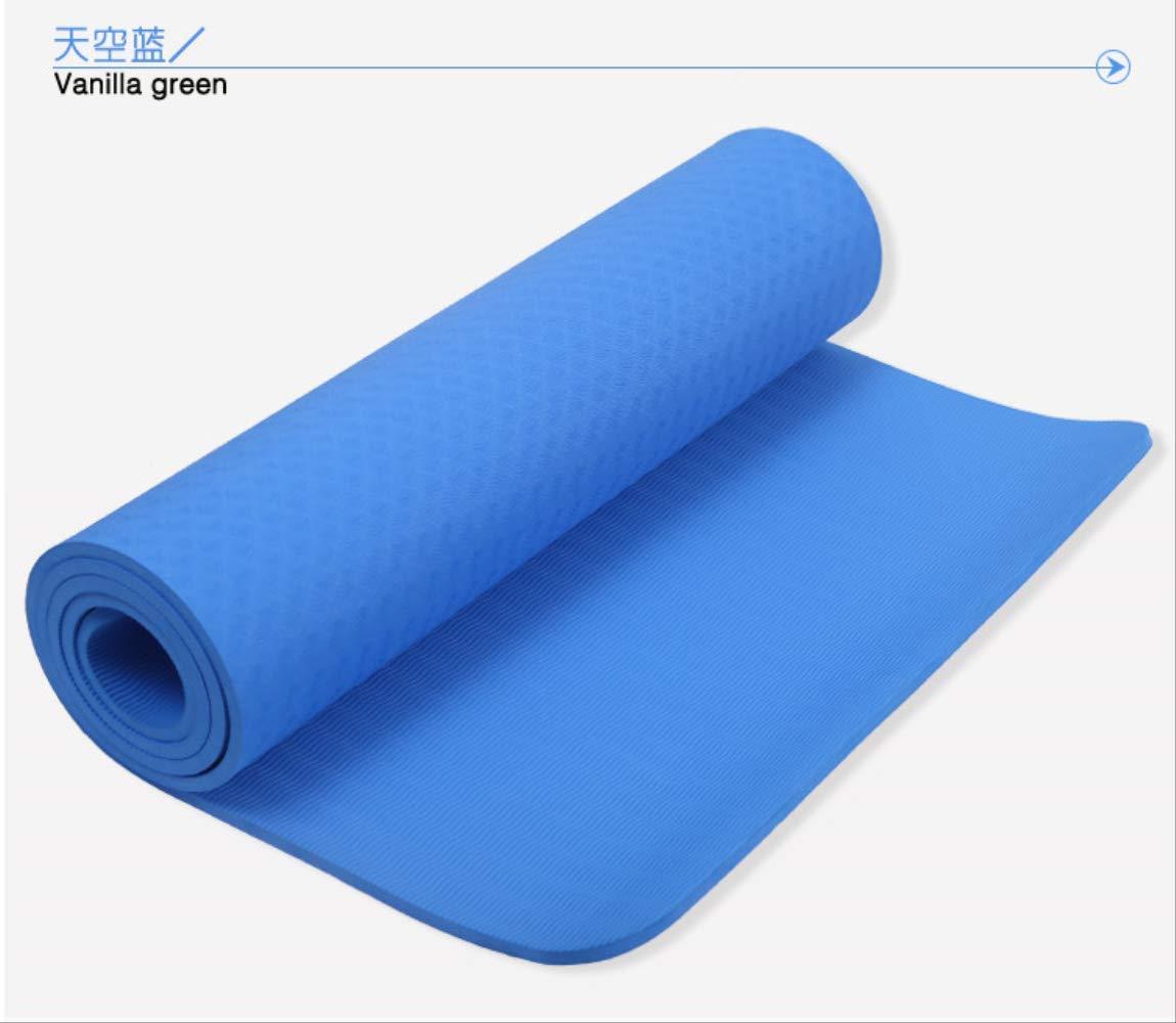 zfq TPE Estera De Yoga Fitness, Almohadilla De Gimnasia ...
