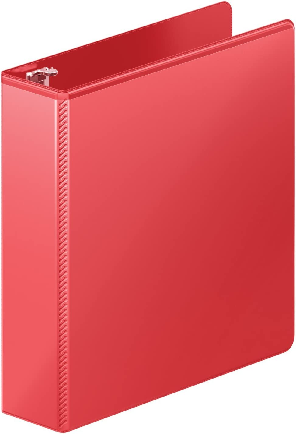 2 Inch, Wilson Jones Heavy Duty Round Ring View Binder with Extra Durable Hinge
