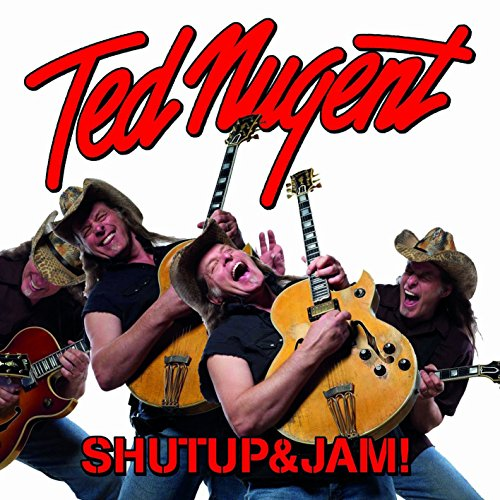Ted Nugent - ShutUp&Jam! (CD)