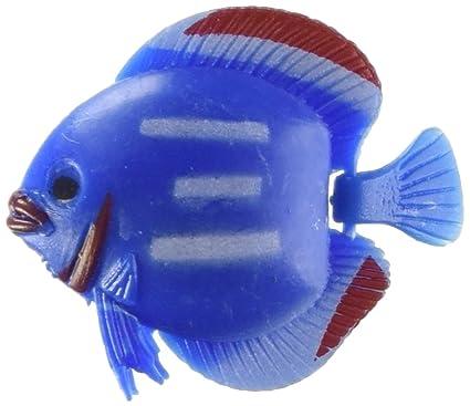 sourcingmap Plástico Acuario Hombre natación Peces Tropicales, 5 Piezas