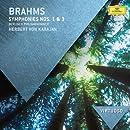 Virtuoso-Brahms: Symphonies Nos. 1 & 3