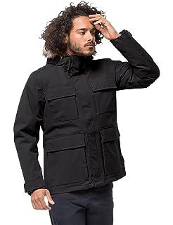 Jack Wolfskin Men s Point Barrow Winter Jacket Waterproof Windproof  Breathable Weatherproof Jacket 139db20f1