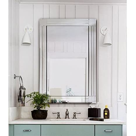 Specchio da parete stile antico moderno stile veneziano da letto ...