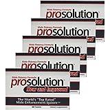 【顶天立弟】美国prosolution男性品男用延时持久植物营养片(金枪不倒*5盒装)