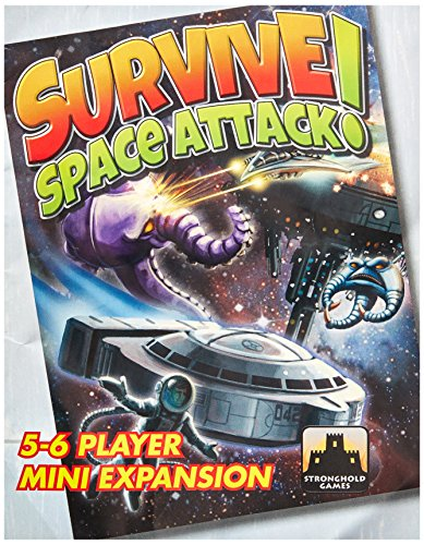Space Attack! 5-6 Player -