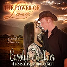 The Power of Love Audiobook by Carolyn Faulkner Narrated by Tom Jordan
