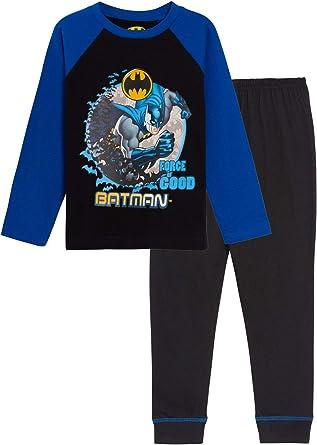 DC Comics Batman - Pijama largo para niño