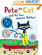 #8: Pete the Cat and His Four Groovy Buttons