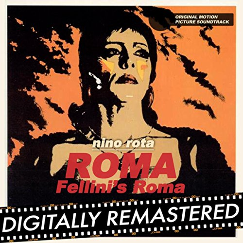 Nino Rota Original Motion Picture Score Fellini Satyricon