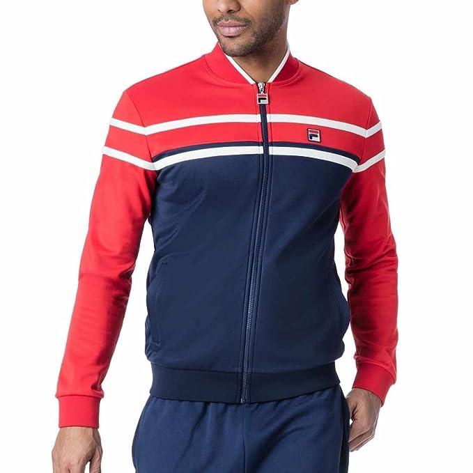 236445e935 Fila Men's Naso Jacket: Amazon.co.uk: Clothing
