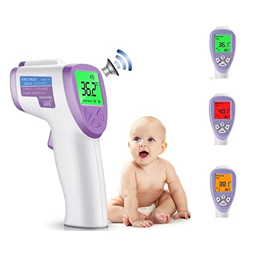 Thermometer Non-Contact Temperature Multi-Functional Measurement Review