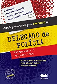 Criminologia e medicina legal - 1ª edição de 2014: Criminologia e medicina legal