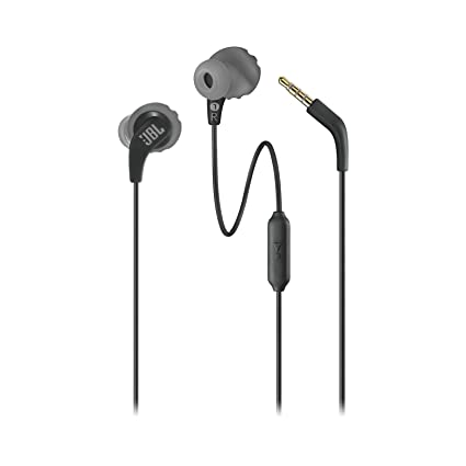 JBL Endurance Run - Auriculares (Wired, In-Ear, Binaural, Intraaural,