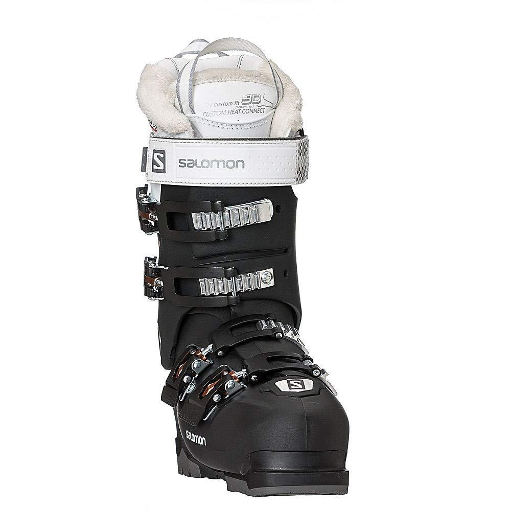 SALOMON Damen Skischuhe X Pro 90W Custom Heat Weissgrau