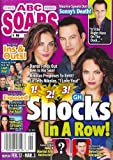 Kelly Thiebaud, Tyler Christopher and Rebecca Herbst, General Hospital, Roger Howarth POSTER, Ryan Carnes and Ryan Paevey Interviews - March 3, 2014 ABC Soaps in Depth Magazine [SOAP OPERA]
