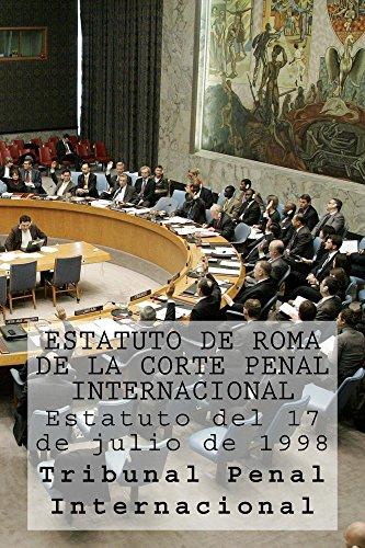 Estatuto de Roma de la Corte Penal Internacional  PDF