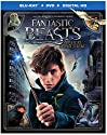 Fantastic Beasts & Where To Find Them (2pc) [Blu-Ray]<br>