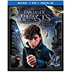 Eddie Redmayne (Actor), Katherine Waterston (Actor), David Yates (Director) | Rated: PG-13 (Parents Strongly Cautioned) | Format: Blu-ray  (1586)  Buy new:   $24.99  41 used & new from $9.39