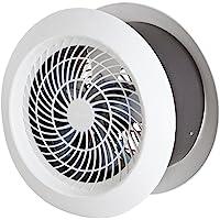 Ventilador Axial Exaustor, Ventisol, Branco 25cm