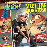 Monsters vs. Aliens: Meet the Monsters