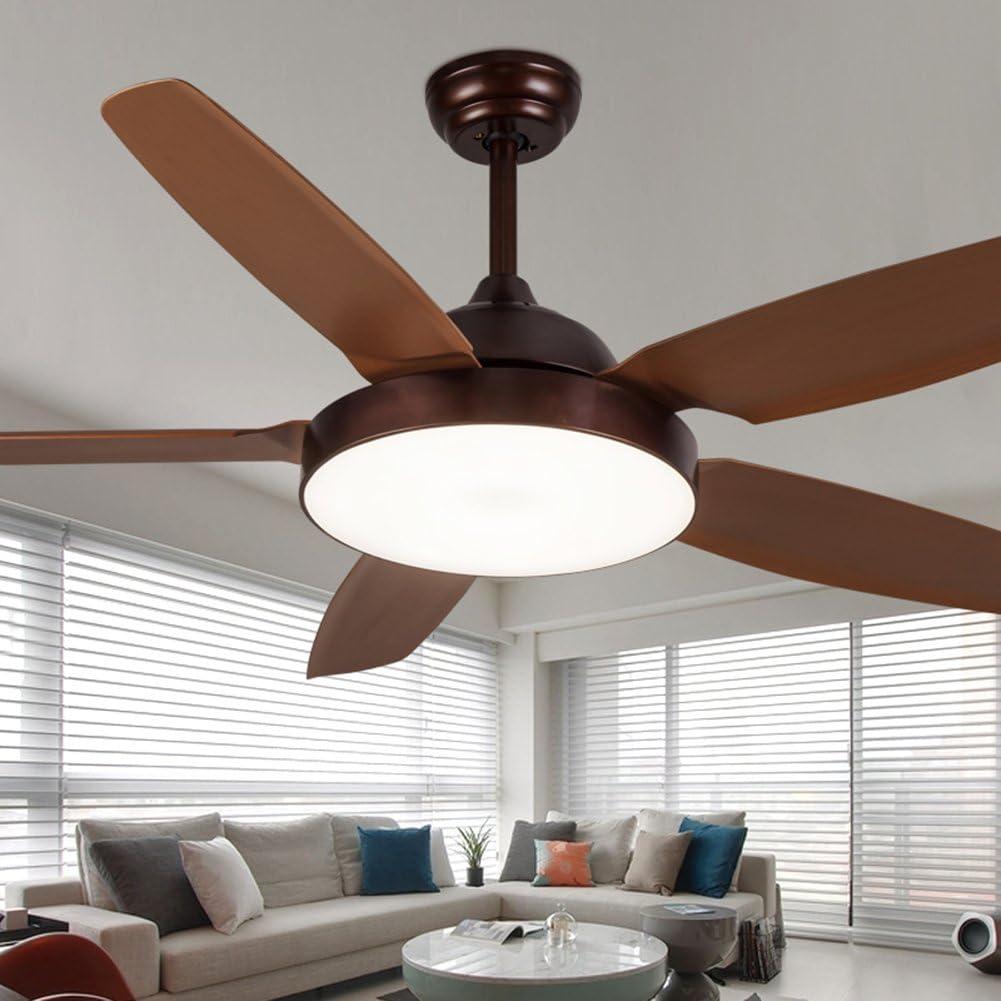 Anderson luces ventilador de techo lámpara de comedor mando a ...