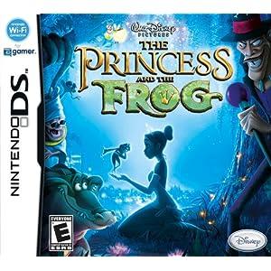 Princess and Frog - Nintendo DS