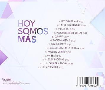 Hoy Somos Mas: Violetta: Amazon.es: Música