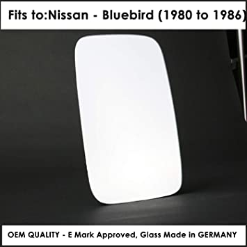 Cabstar Wing Mirror Glass Fits to Car Reg 2003 to 2015 Driver Side RH