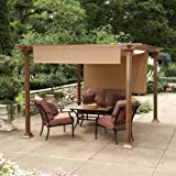 Deluxe Pergola II Replacement Canopy For Sale