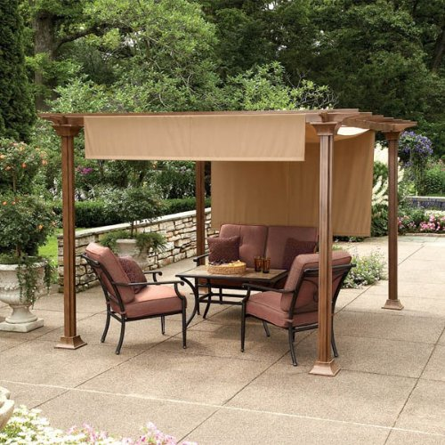 Deluxe Pergola II Replacement Canopy