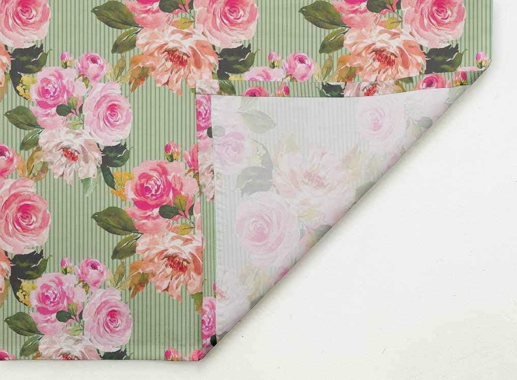 Mixed Media 4 Ressorts Bright Floral DECOUPIS Serviettes Craft