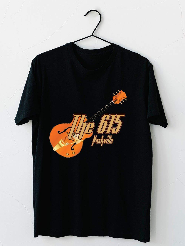 The 615 Nashville T Shirt For Unisex