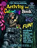 The Peculiarium Activity and Coloring book