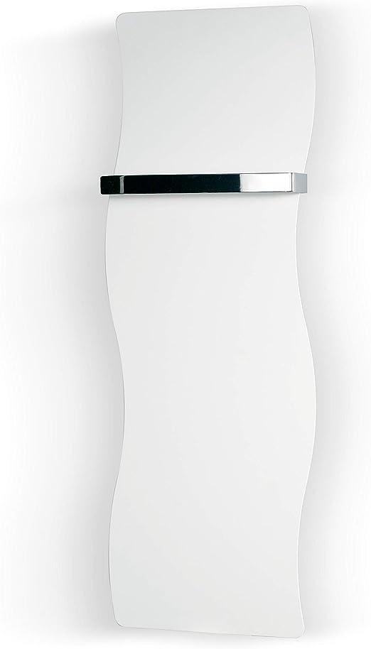 Secatoallas//Radiadores Toalleros de Agua Caliente Calefaccion Radiador Toallero Extraplano Cicsa APIS 1000 * En Color Blanco 10 A/ÑOS de Garant/ía Medidas 990 x 353 mm