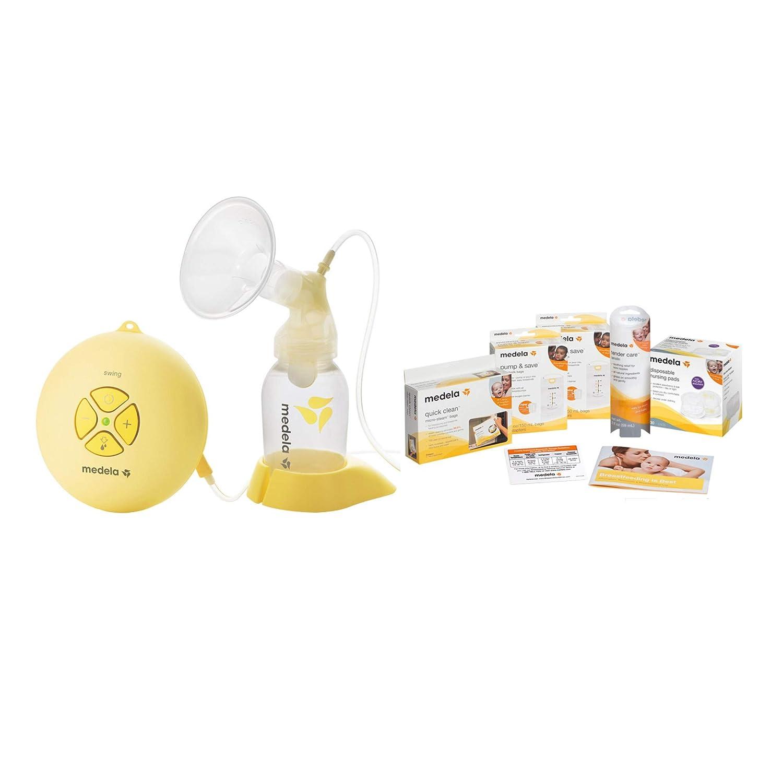Amazon.com: Medela Swing Set con accesorios gratis: Baby