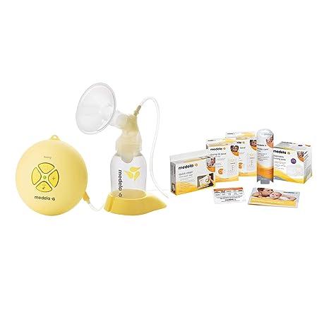 Medela Electric Breastpump - Swing Set w/ Free Accessories ...