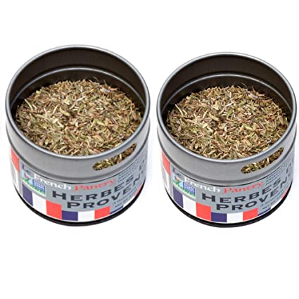 Le French Pantry Herbes De Provence 2 Count 1 Ounce