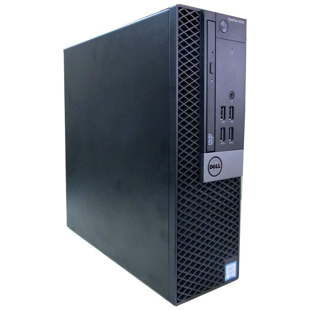 グランドセール [中古パソコン][第6世代CPUモデル][省スペースタイプ] DELL i3-6100 OPTIPLEX 3040 SFF (Core SFF i3-6100 3.7GHz/8GB OPTIPLEX/500GB/DVD/Windows 10Pro-64bit) [秋葉原]《パソコン販売 アキバパレットタウン》 B07KK6F8P5, 株式会社屋久島ロック:4d12027e --- arbimovel.dominiotemporario.com